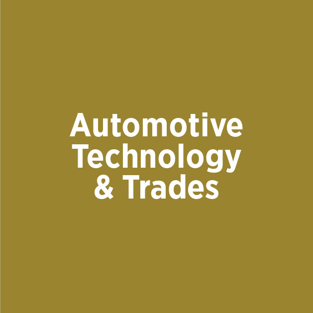 Automotive Technology and Trades Button
